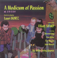 A Modicum of Passion cd cover