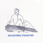 Skymother Mountain limited edition CD-R by Marianne Nowottny